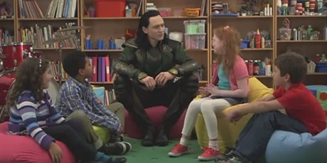 Loki e i bambini