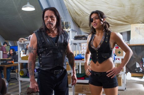 Machete Kills - Michelle Rodriguez