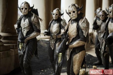 Thor - The Dark World - Gli Elfi Oscuri