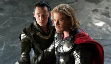 Thor - The Dark World - Thor e Loki