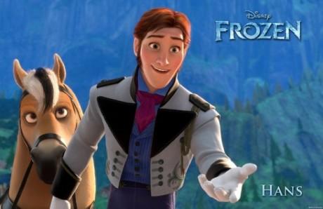 Frozen - Il Regno Di Ghiaccio - Hans
