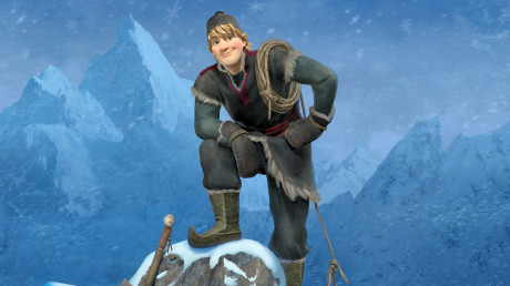 Frozen - Il Regno Di Ghiaccio - Kristoff
