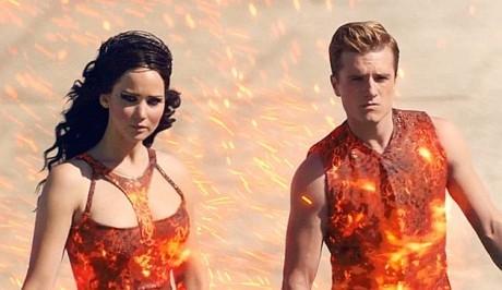 Hunger Games - La Ragazza Di Fuoco - Il Fuoco