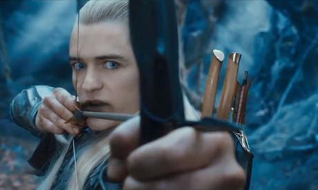 Lo Hobbit - La Desolazione Di Smaug - Legolas