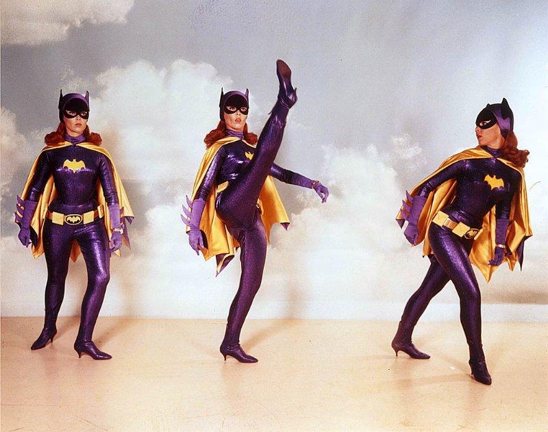 Batman Anni '60 - Batgirl