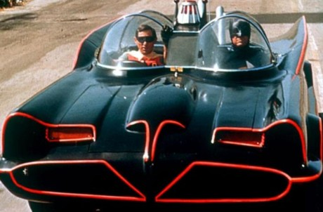 Batman Anni '60 - Batmobile