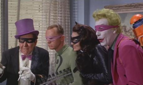 Batman Anni '60 - I Cattivi