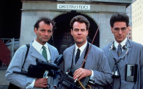 Ghostbusters - Peter, Ray, Egon
