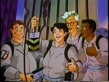 Ghostbusters - The Real Ghostbusters