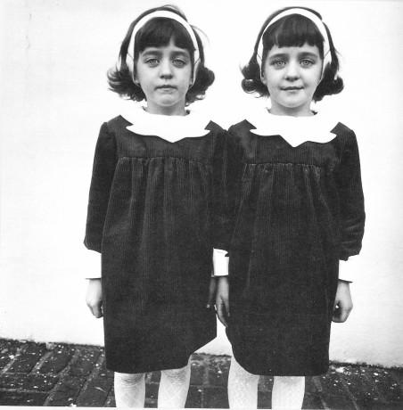 Identical Twins - Diane Arbus