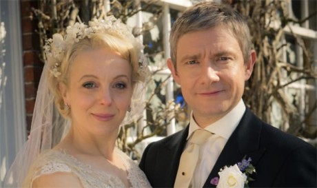 Sherlock - Mary Morstan e John Watson