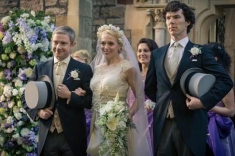 Sherlock - Matrimonio