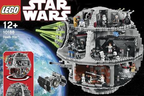 La Morte Nera Lego
