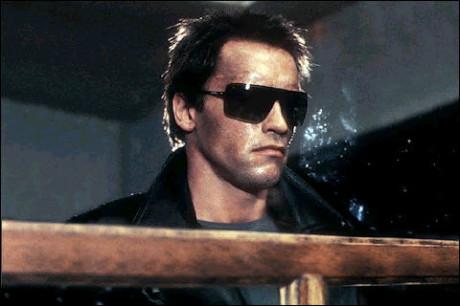 Terminator - Aspetto fuori