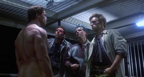 Terminator - Teppisti