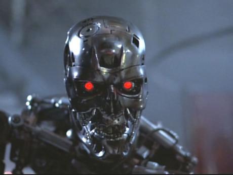 Terminator - Testa di latta