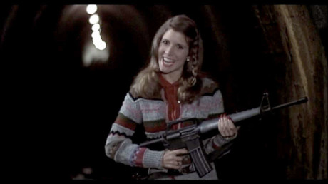 The Blues Brothers - Carrie Fisher