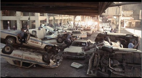 The Blues Brothers - Incidente