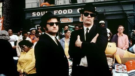 The Blues Brothers - John Belushi e Dan Aykroyd