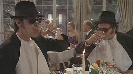 The Blues Brothers - Ristorante