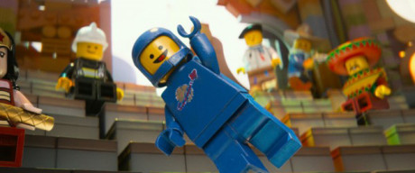 The Lego Movie - Astronauta