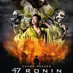47 Ronin in fila per 6 col resto di 5