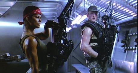 Aliens - Scontro Finale - Armi