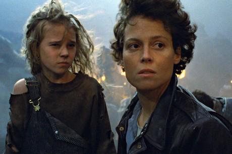 Aliens - Scontro Finale - Ripley e Newt