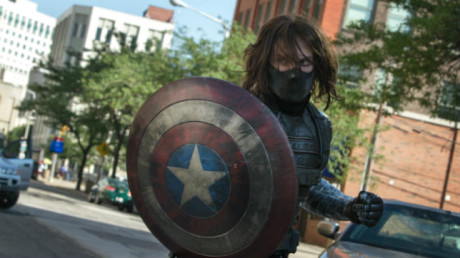 Captain America - The Winter Soldier - Il Soldato d'Inverno