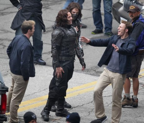 Captain America - The Winter Soldier - Vedere Doppio