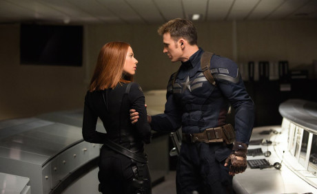 Captain America - The Winter Soldier - Vedova Nera