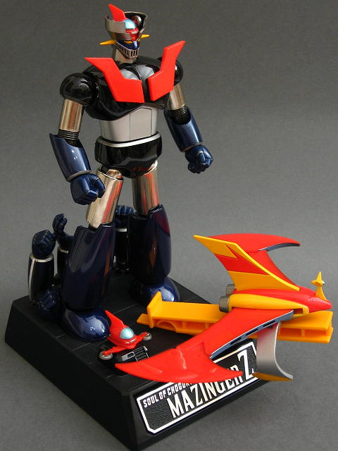 GX-01 Mazinger Z