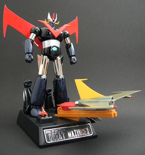 GX-02 Great Mazinger