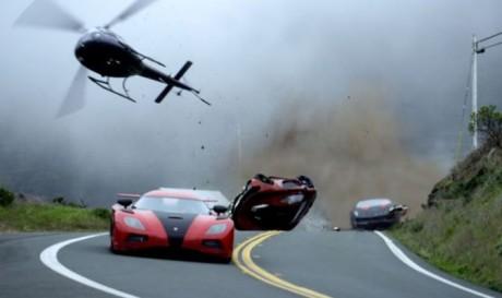 Need For Speed - Gara Supersegreta