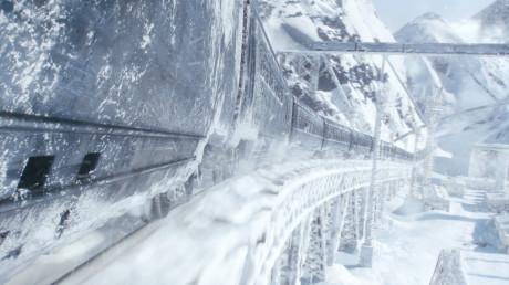 Snowpiecrcer - La brutta CGI