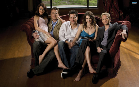 How I Met Your Moher - Il cast