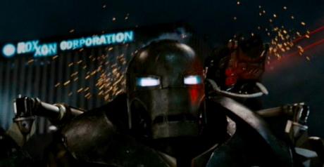 Iron Man 1 - Roxxon Corporation