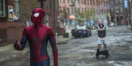 The Amazing Spider-Man 2 - Costume