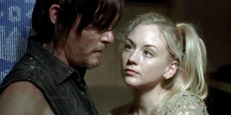 The Walking Dead 4 - Daryl e Beth