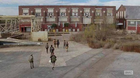 The Walking Dead 4 - Terminus