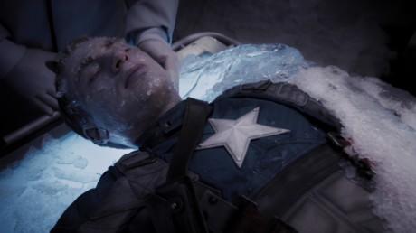 Captain America - Il Primo Vendicatore - Capitan America surgelato