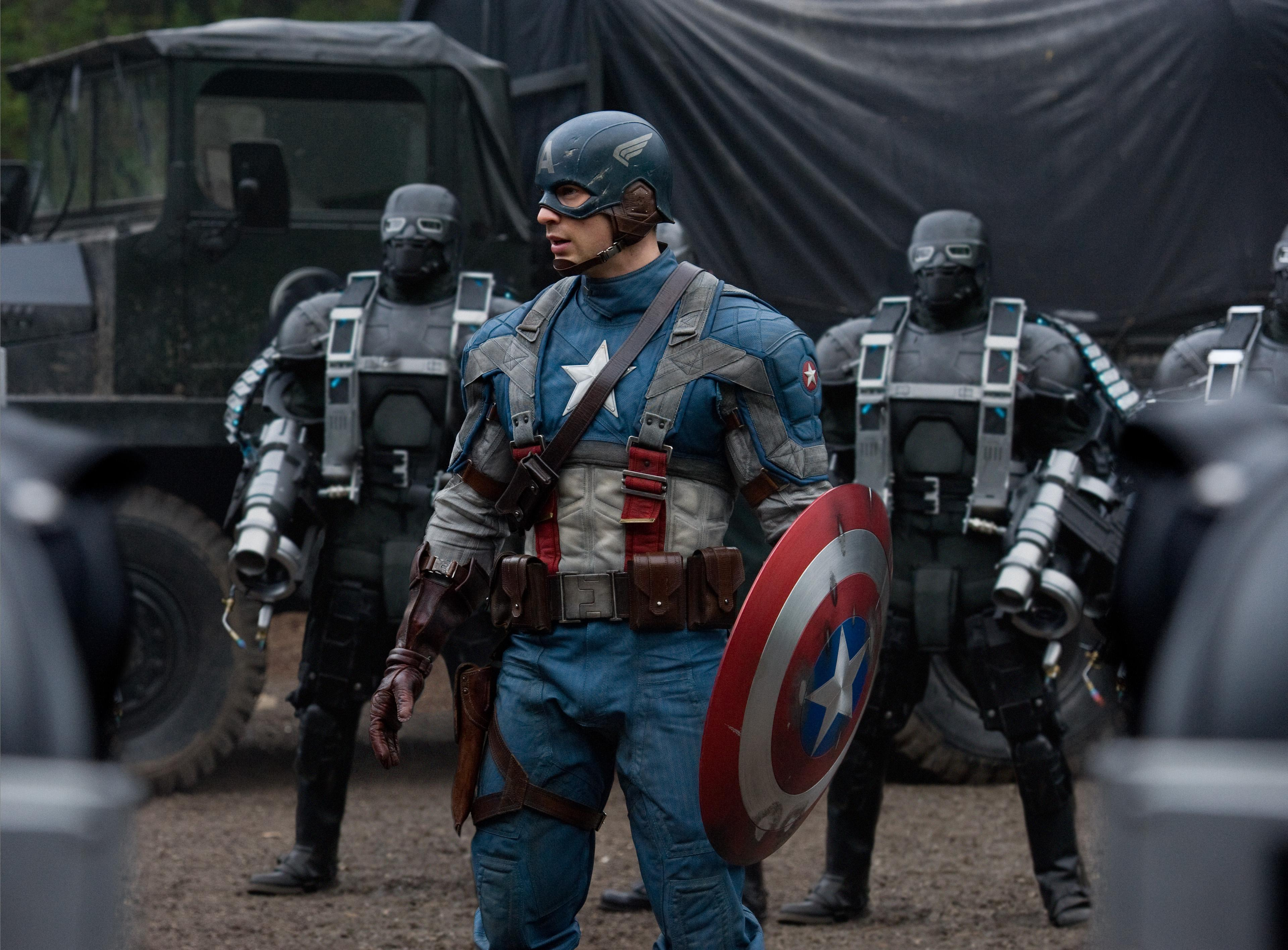 Captain America - Il Primo Vendicatore - Capitan America