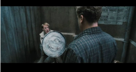 Captain America - Il Primo Vendicatore - Scudo di Latta