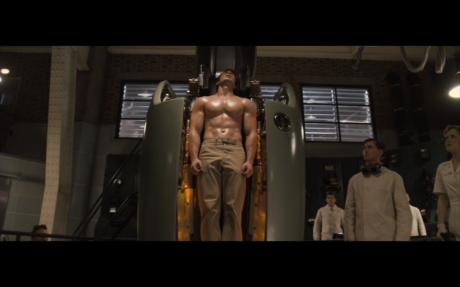 Captain America - Il Primo Vendicatore - Trasformazione