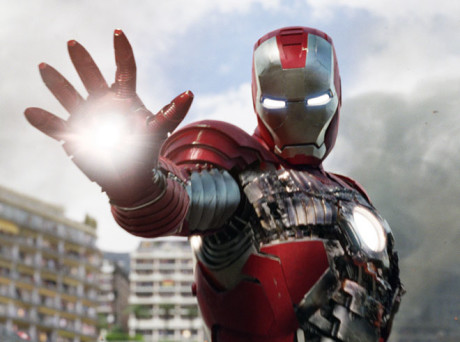 Iron Man 2 - Mark 5