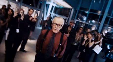 Iron Man 2 - Stan Lee