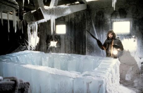La Cosa - Bara di ghiaccio
