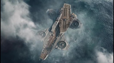 The Avengers - Helicarrier