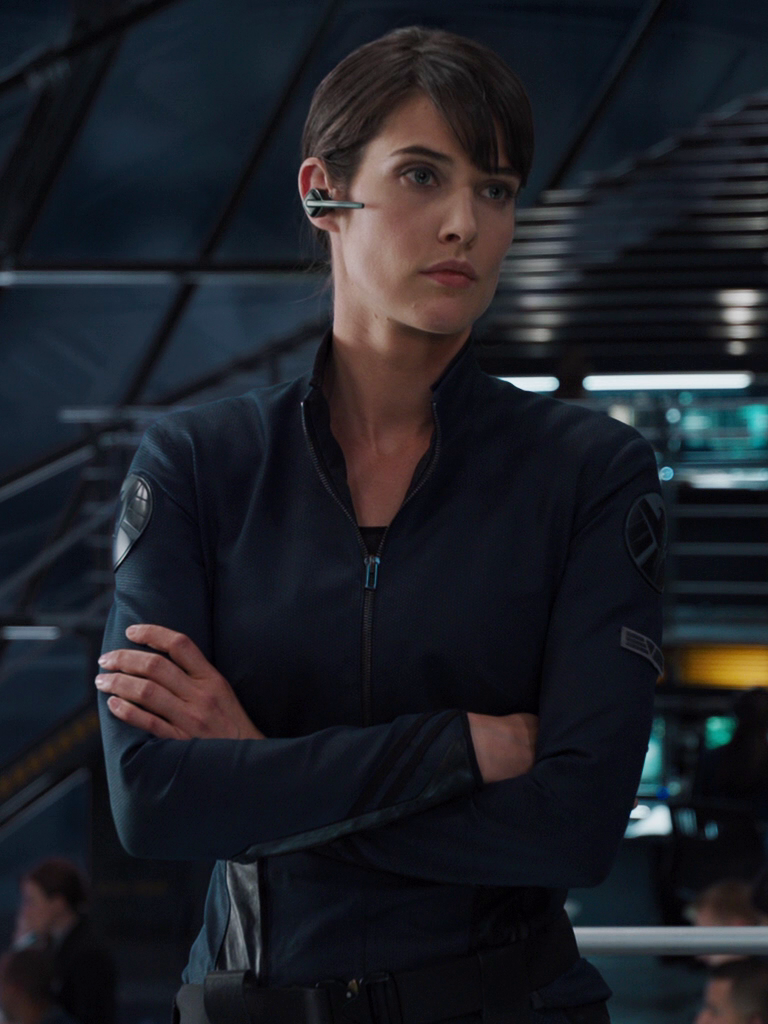 The Avengers - Maria Hill