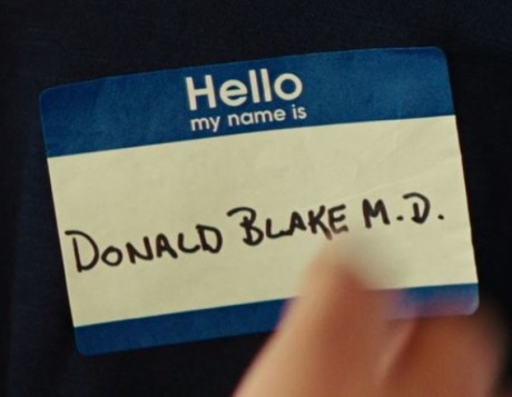 Thor 1 - Donald Blake badge